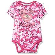 Gerber Childrenswear Heart Camo Bodysuit