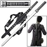 Fantasy Blood Warrior Sword Day Walker Blade withHard Scabbard.