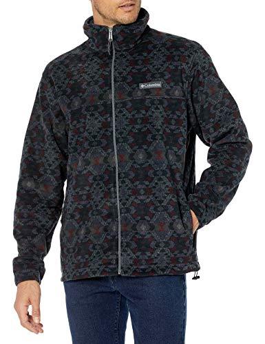 Columbia mens Steens Mountain Printed Jacket