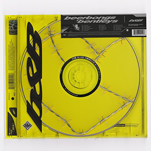 Post Malone featuring 21 Savage  - Rockstar