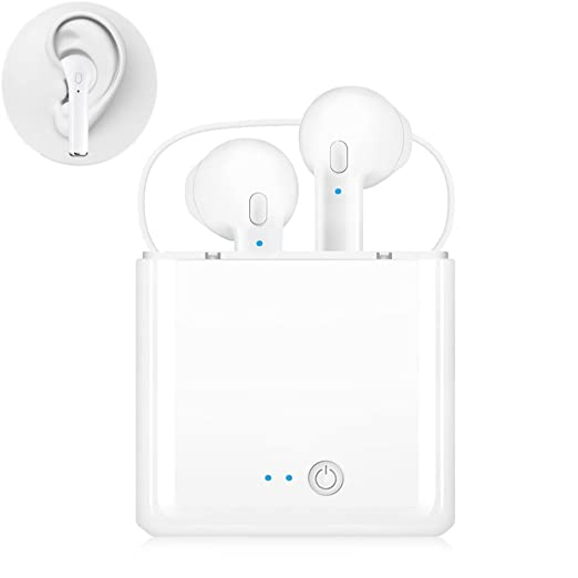amazon bluetooth headphones mini wireless sports earphone David Clark Headset Wiring amazon bluetooth headphones mini wireless sports earphone earbuds stereo in ear earpieces earphones with mic and charging case suitable for most
