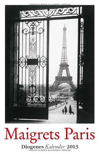 Maigrets Paris: Diogenes Kalender