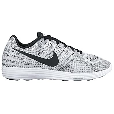 buy online 47573 c8b3f Image Unavailable. Image not available for. Color  Nike Lunartempo 2 White  Black ...