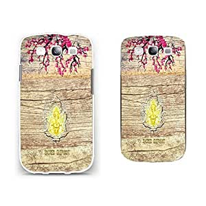 Retro Sparkling Golden Elephant Pattern Plastic Protector Skin Phone Case Cover for Iphone 4 4s