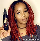 Lion Locs Rosewater Spray with Aloe, Essential