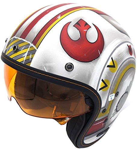 Boba Fett Motorcycle Helmet - 7