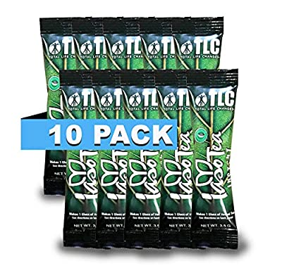Total Life Changes Iaso Tea INSTANT- 10 single serve packets - TLC Diet Weight Loss