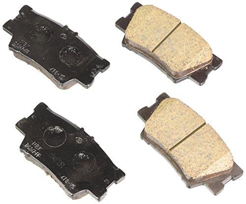 Brake Toyota Camry (Genuine Toyota (04466-06200) Brake Pad Kit)