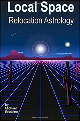 Local Space Relocation Astrology Relocation And Directional