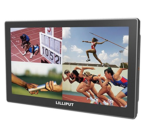 Single - Link, Dual - Link, Quad - Link LILLIPUT 28 12G-SDI BM280-12G Broadcast Director Monitor 4X4K HDMI 2.0 12G-SDI Monitor with Anton Bauer Mount Plate by LILLIPUT Official Seller VIVITEQ
