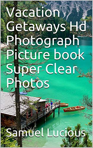 Dvd Albums Photo (Vacation Getaways Hd Photograph Picture book Super Clear Photos)