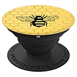 Bee Popsocket - PopSockets Grip and Stand for Phones and Tablets