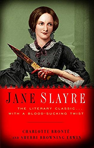 book cover of Jane Slayre