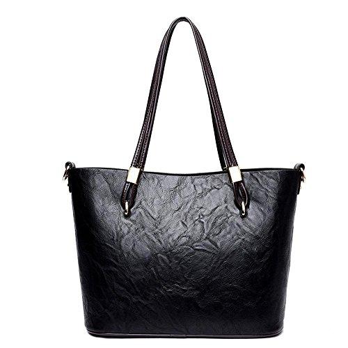 Aoligei Vintage sac à main de romantique Suzi Baotan épaule femme entre deux âges A