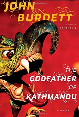 book cover of The Godfather of Kathmandu
