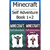 Minecraft: Self Adventures Book 1 and 2 Choose Your Minecraft Quest (Minecraft Choose a Path, Minecraft Self Quest, Minecraft Quest Book, Minecraft Gamebook, Minecraft Game Book)