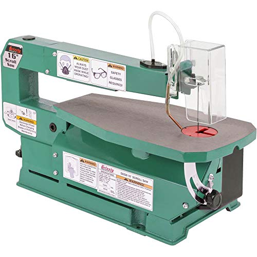 Grizzly Industrial G0536-16' Variable-Speed Scroll Saw