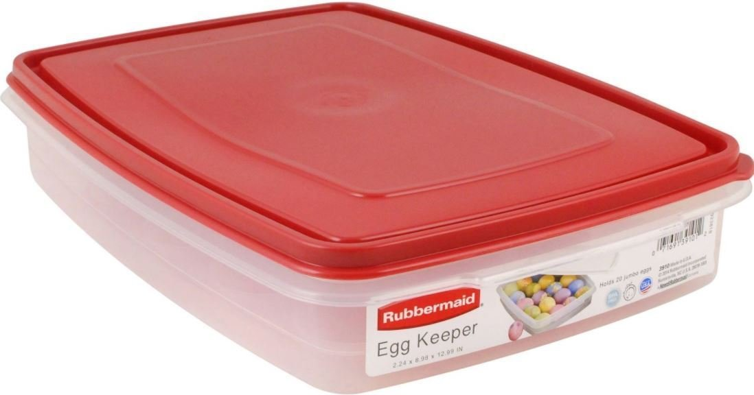 Rubbermaid Deviled Egg Tray
