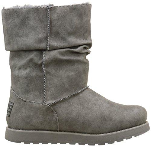 para Deporte Skechers Leatherette Mujer CCL Zapatillas de Keepsakes rwIIX4q