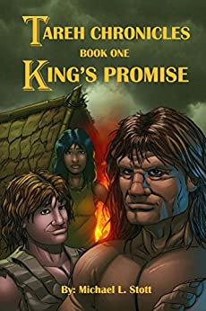 A long time ago, when Neanderthals helped Humans, and a King made a promise to his Neanderthal friends…Michael Stott's  epic fantasy Tareh Chronicles: King's Promise