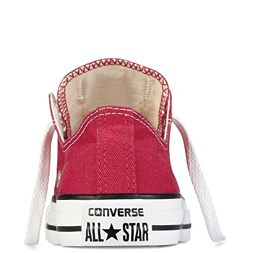 All Stjärna Kastar Taylor Lo Top (7 (män) / Oss, Röd)