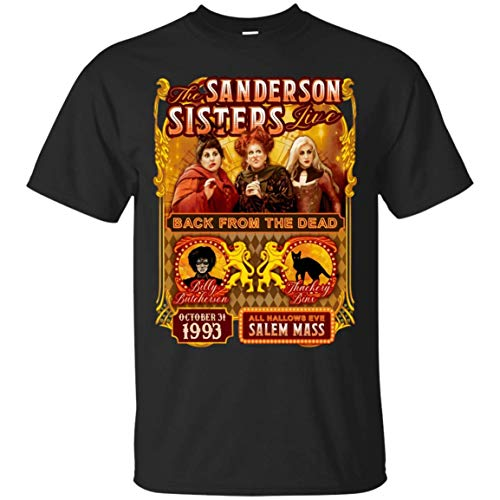 Sanderson Sisters Gift Ultra Cotton T-Shirt by Novelty Gifts T-Shirt