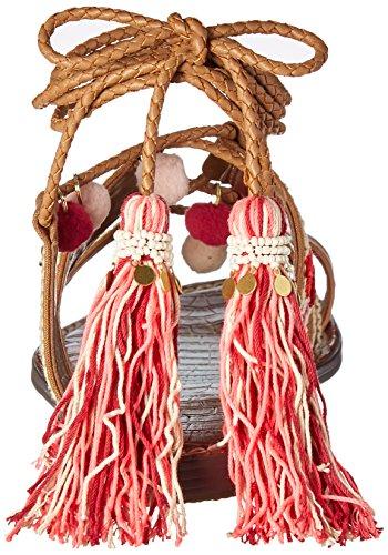 Gretchen Womens Caramel Black Putty Sam Edelman Golden Multi Pink in HTxPwUng