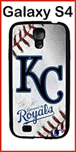 MLB Kansas City Royals Case for Samsung Galaxy S4 Case Hard Silicone Case by Maris's Diary
