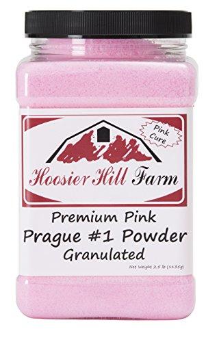 Hoosier Hill Farm Prague Powder No.1 Pink Curing Salt, 2.5 (Hill Teaspoon)