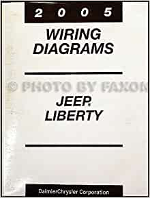 2005 Jeep Liberty Wiring Diagram Manual Original: Jeep 1989-to-date:  Amazon.com: BooksAmazon.com