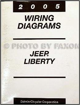 2005 Jeep Liberty Wiring Diagram Manual Original: Jeep 1989-to-date:  Amazon.com: BooksAmazon.com