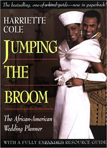 Jumping The Broom African American Wedding Planner Harriette Cole 9780805021424 Amazon Books
