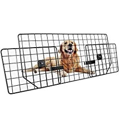 Dog Car Barrier for SUVs,