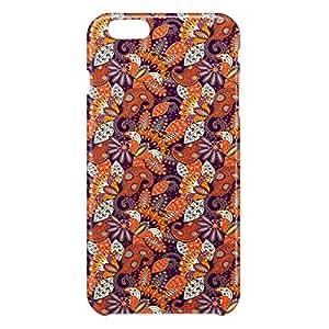 Loud Universe Apple iPhone 6 Plus 3D Wrap Around Colorful Paisley 1 Print Cover - Multi Color