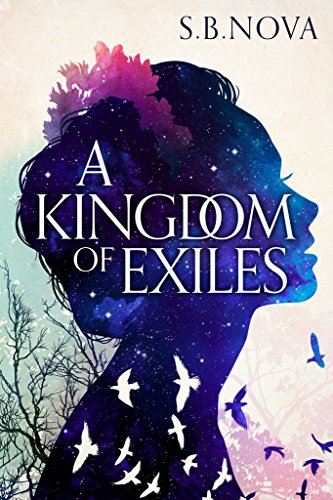 A Kingdom of Exiles: The Outcast Fantasy Series cover