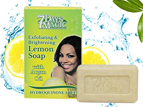 7 DAYS MAGIC LEMON SOAP 7OZ/200GR