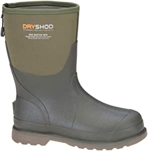 DRYSHOD Men's Sod Buster Outdoor and Garden Mid Boots