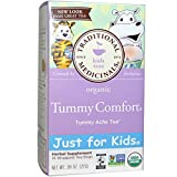 Traditional Medicinals Organic Tummy Ache Comfort Tea — 18 Tea Bags Review