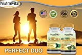 - 51iIrNp01dL - NutraFitz Naturals B Complex Vitamins – B Vitamins Whole Food Supplement, B12 Methylcobalamin, B1, B2, B3, B5, B6, B7, B9 – For Stress, Energy and Immune Support, Vegan, 120 Capsules