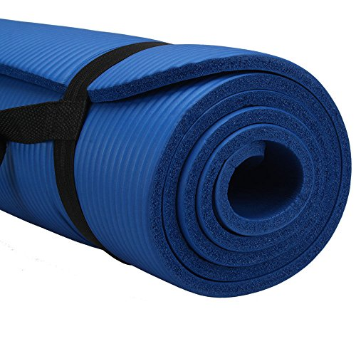 10mm-Thick-Non-Slip-Yoga-Mat-Pad-Exercise-Fitness-Light-Weight-72×24-Workout