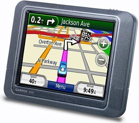 Garmin n vi 205 3.5-Inch Portable GPS Navigator Piano Black