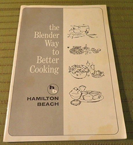 vintage hamilton beach paperback cookbook