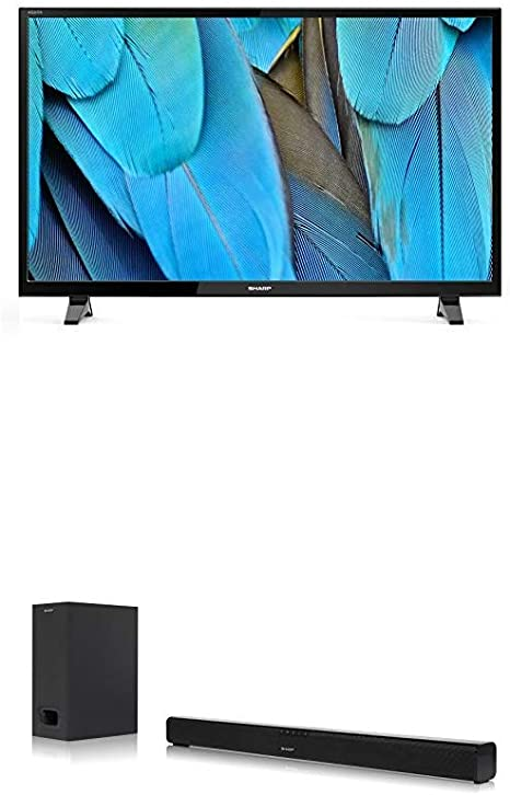 Sharp LC-40FI3012E TV LED FHD de 40