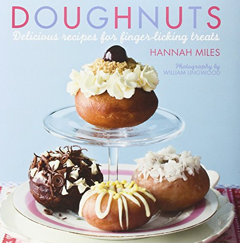 Dougnuts: Delicious Recipes for Finger-Licking Treats