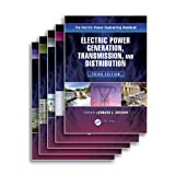 The Electric Power Engineering Handbook, Third Edition - Five Volume Set (Electrical Engineering Handbook)