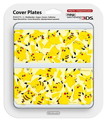 Nintendo Cover Plates No 057 PIKACHU Japan