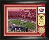 San Francisco 49ers Single Coin Stadium Photo Mint