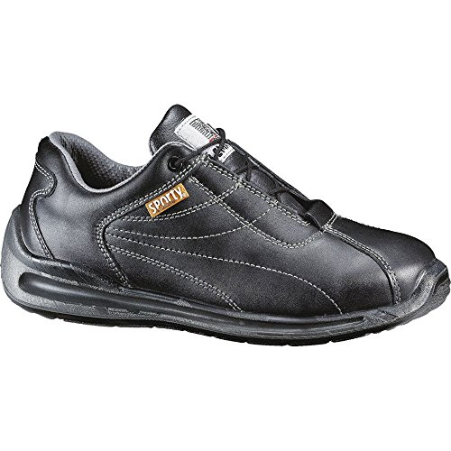Lemaitre 82043Sporty zapato de seguridad ESD S2, talla 43