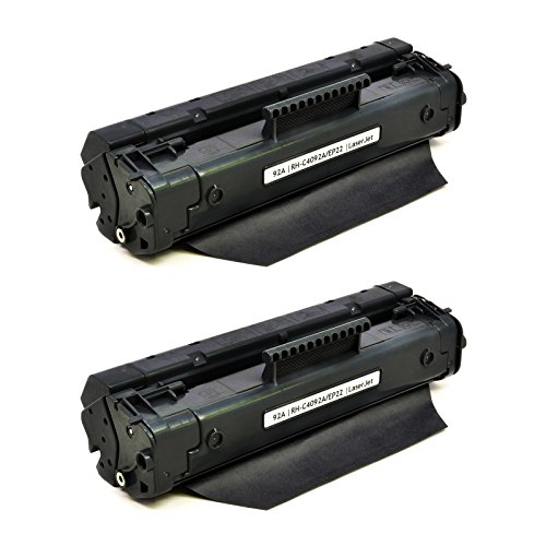 atible C4092A 92A Black Toner Cartridges For HP LaserJet 1100 3200 1100a 3200se (92a Laserjet)