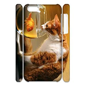 CSKFUDiy Lovely Cute Cat Animal Phone Case for iphone 6 5.5 plus iphone 6 5.5 plus White Shell Phone JFLIFE(TM) [Pattern-1]